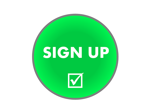 Sign Up, Register, Subscribe, Join, Membership