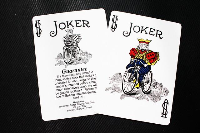 Card, Joker, Deck, Bicycle, Magic Cards, Magic