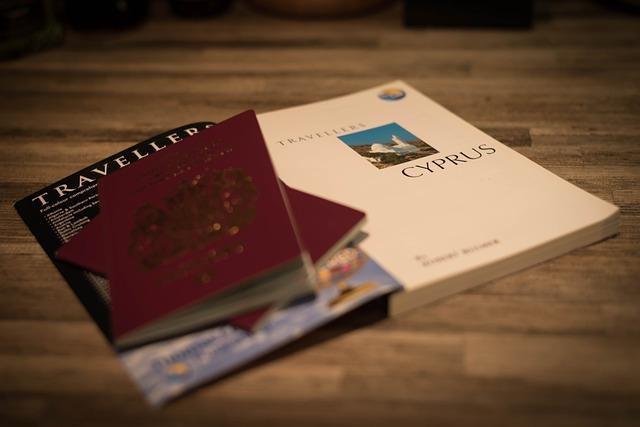 Passport, Travel, Journey, Trip, Vacation, Document