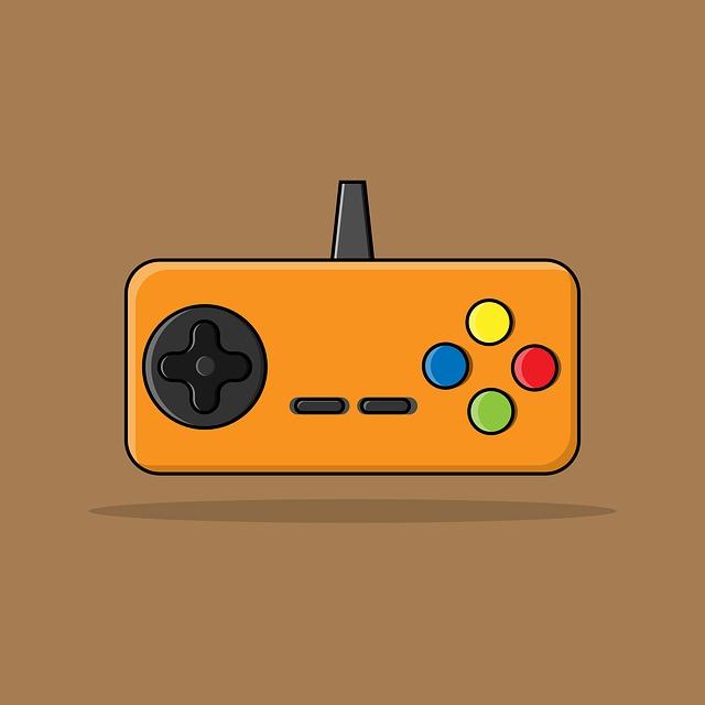 Joystick, Icon, Console, Controller
