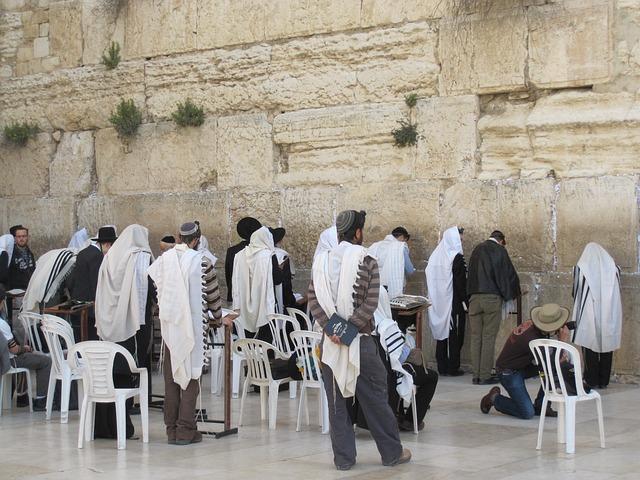 Wailing Wall, Jerusalem, Israel, Jewish, Judaism