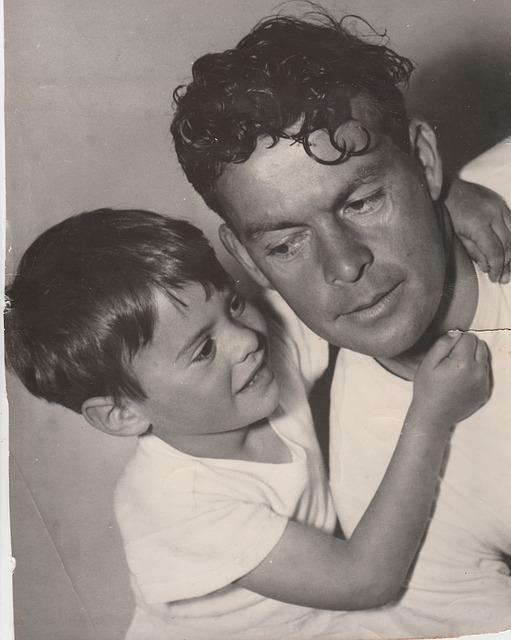 Father And Son, Love, Judo, Smiling, Cute, Martial