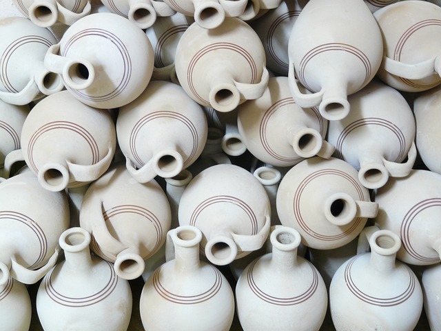 Jugs, Pottery, Fragile, Earthen Material, Earthenware