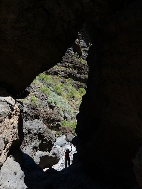 Passage, Human, Person, Joy, Juhu, Rock Gate