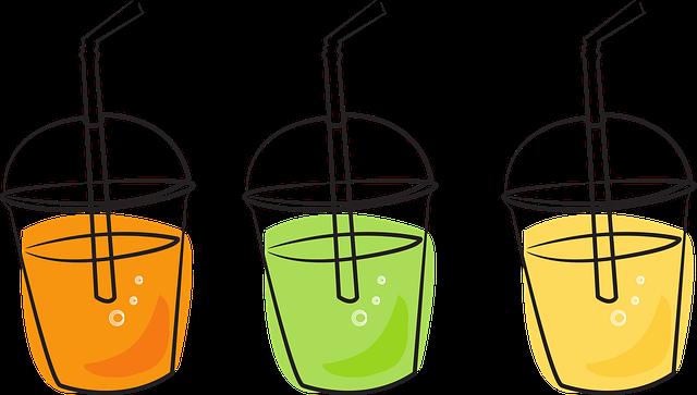 Drinks, Juice, Fruit Juice, Summer, Cocktail