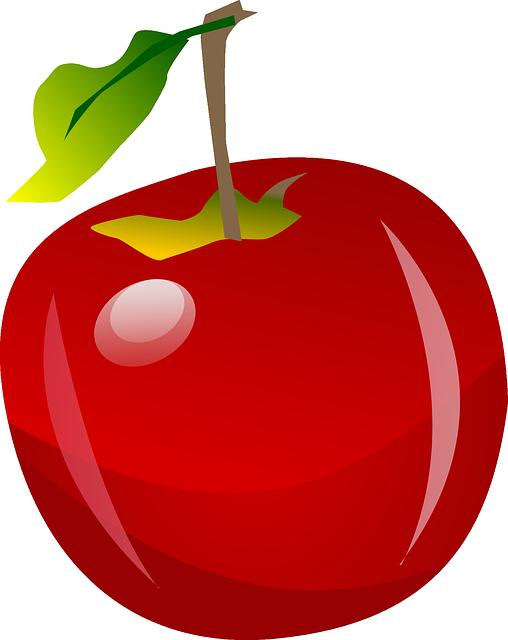 Apple, Fruit, Nature, Red, Juicy, Healthy, Vitamins