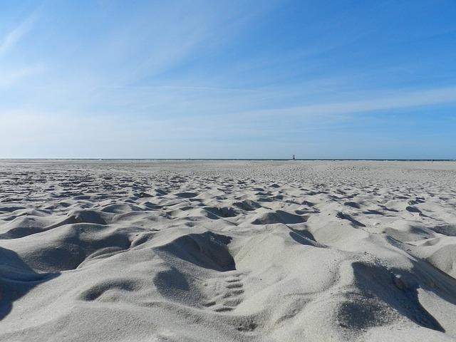 Juist, Beach, Northern Germany, Sand, Friesland