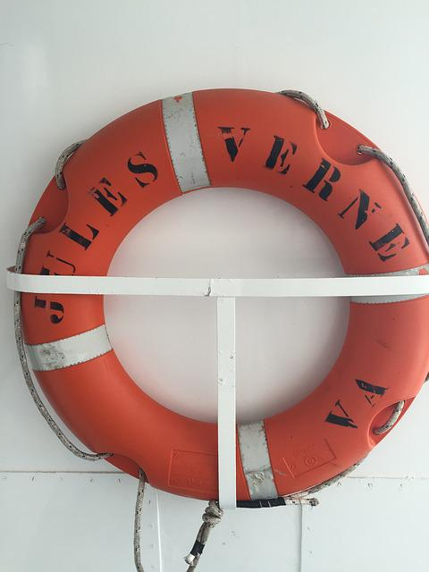 Jules Verne, Buoy, Orange