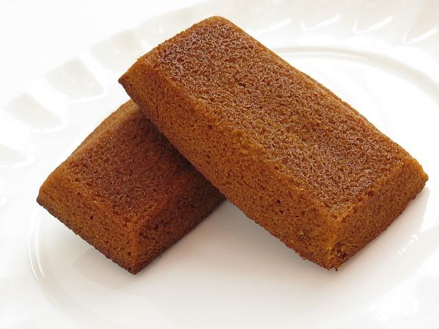 Baked Goods, Julian, Financiers, Caramel, Butter, Cake
