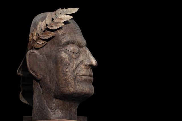Sculpture, Julius Caesar, Statue, Art, Antiquity, Old