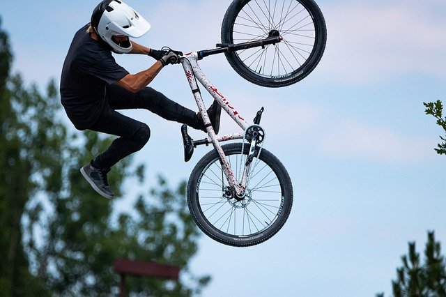 Mountain Bike, Sport, Bike, Jump