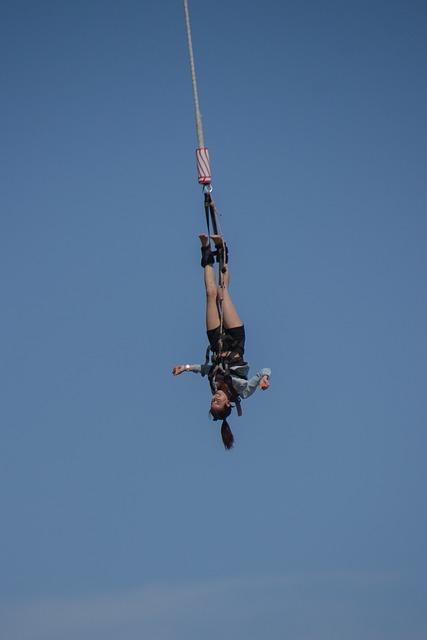 Jump, Air, Bungy