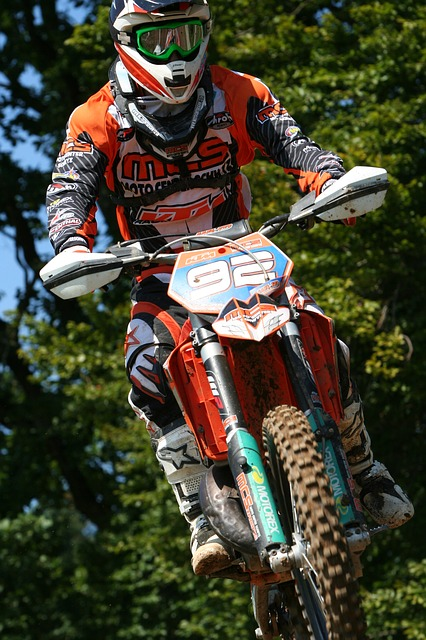 Motocross, Motorcycle, Jump, Race, Extremely, Sport