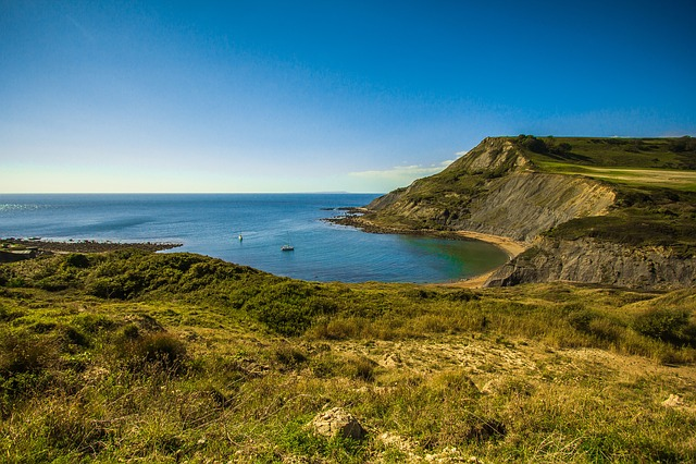 Jurassic Coast, England, Ocean