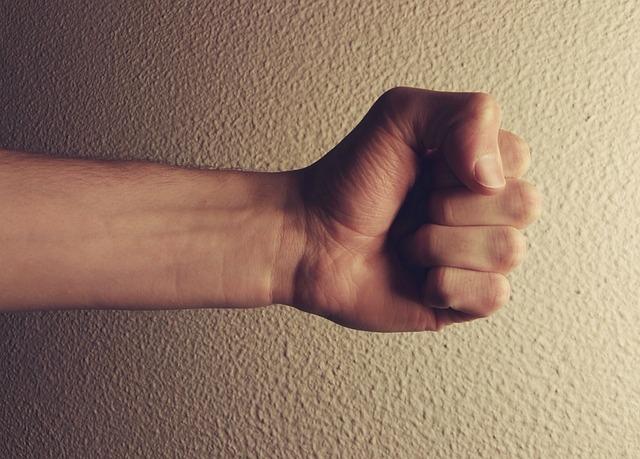 Just, Fist, Firmness