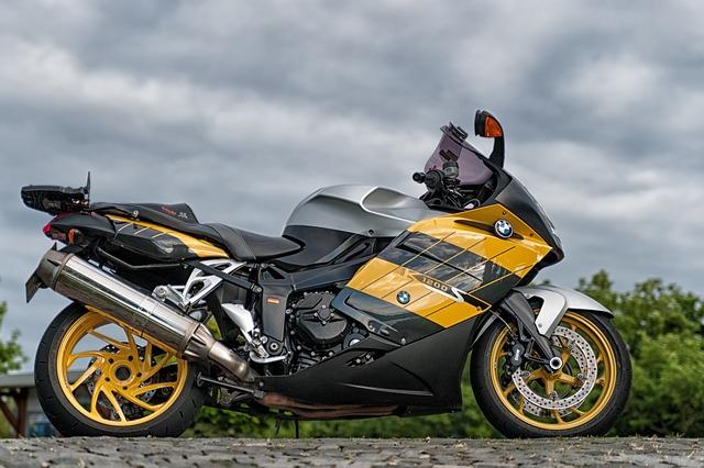 Bmw, K1200s, Motorcycle