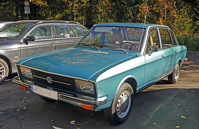 Vw, K70, K 70, Oldtimer, 1970s, Front-wheel Drive