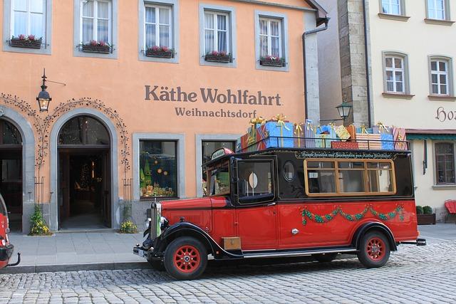 Christmas Download, Käthe Wohlfahrt, Rothenburg O, D, T