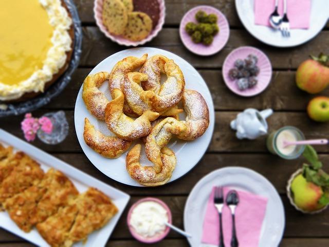 Coffee Panel, Kaffeeklatsch, Cake, Pastries