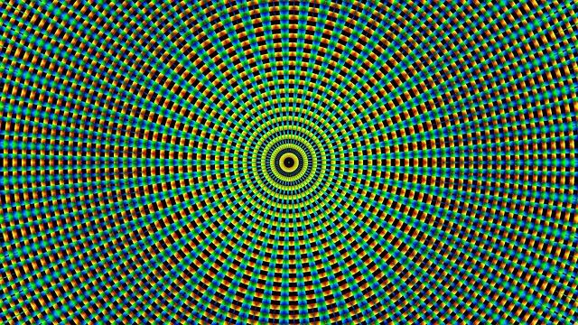 Kaleidoscope, Pattern, Mantra, Yantra, Tatra
