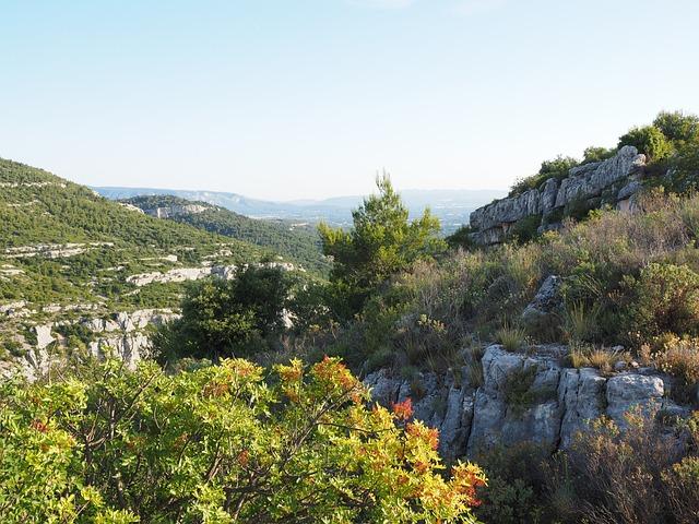 Karst Landscape, Karst Area, Karst, Rock, France