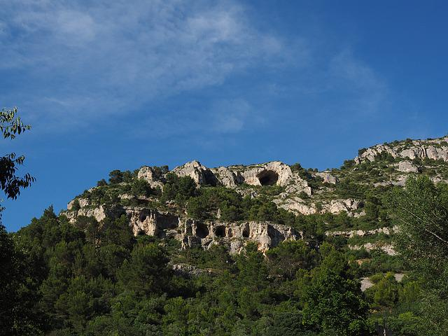 Karst Area, Karst, Rock, France, Provence