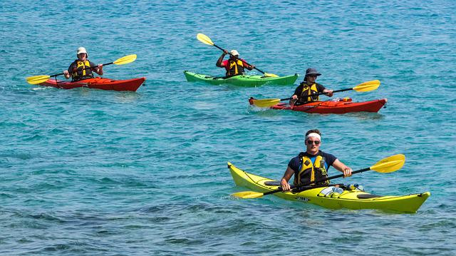 Canoe Kayak, Sport, Kayaking, Canoeing, Summer