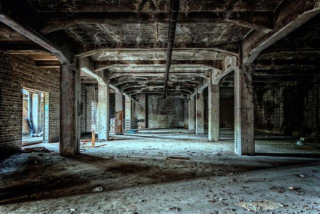 Lost Places, Underground, Pforphoto, Keller, Masonry