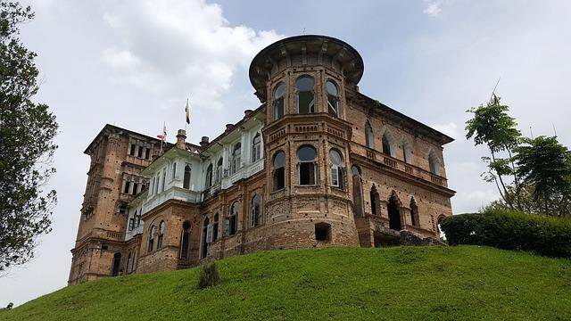 Kellie's Castle, Landmark, Malaysia, Perak