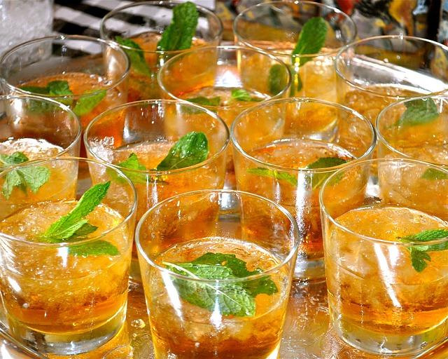 Mint Juleps, Mint, Alcohol, Kentucky Derby, Horse Races