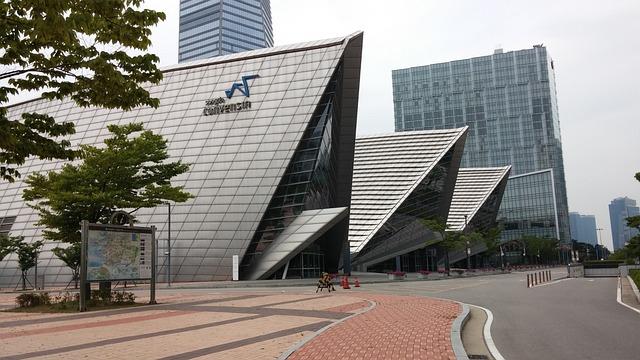 Songdo, Incheon, Kern Ben Malaysia