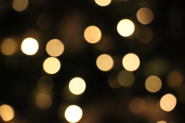 25 Colorful Hd Wallpapers To Light Up Your Display: Free Photo Kertdagen Christmas Light Background