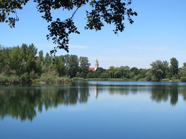 Fishing Pond, Ketsch, Lake, Water, Fishing, Glassy