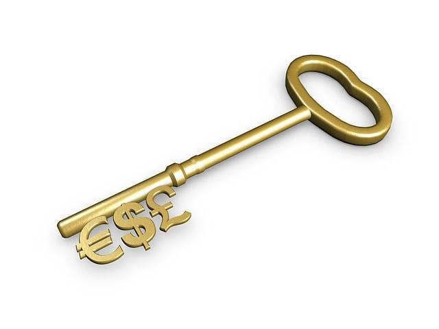 Key, Money, Success, Business, Concept, Account