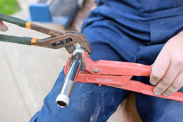 Work, Hand, Tools, Clamp, Equipment, Key, Trumpet