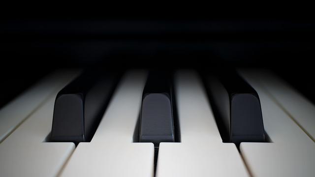 Piano, Ivory, Ebony, Synthesizer, Key