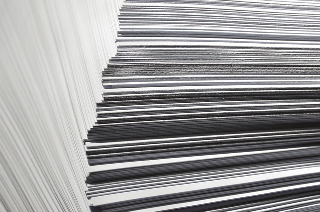 Paper, Low, Key, A4, Studio, Lines, Pattern, Structure