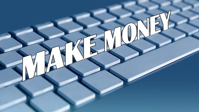 Money, Earn, Dollar, Keyboard, Calculator, Computer