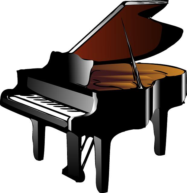 Piano, Grand Piano, Baby Grand Piano, Keyboard