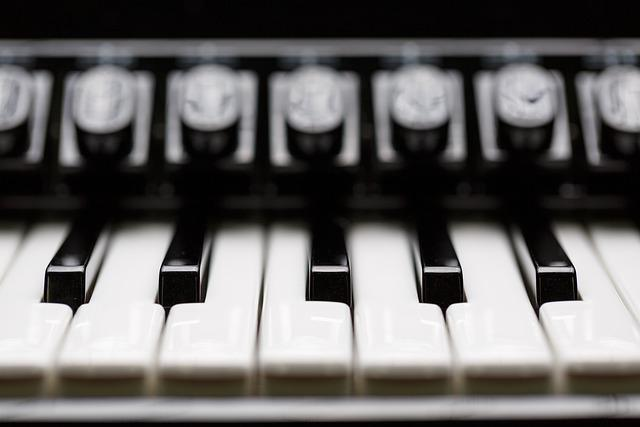 Keys, Accordion, Piano, Music, Scale, Piano Keys