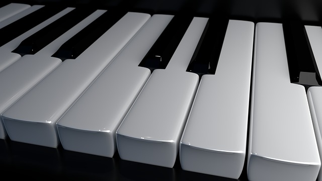 Piano Keys, Keys, Piano, Music, Musical Instrument