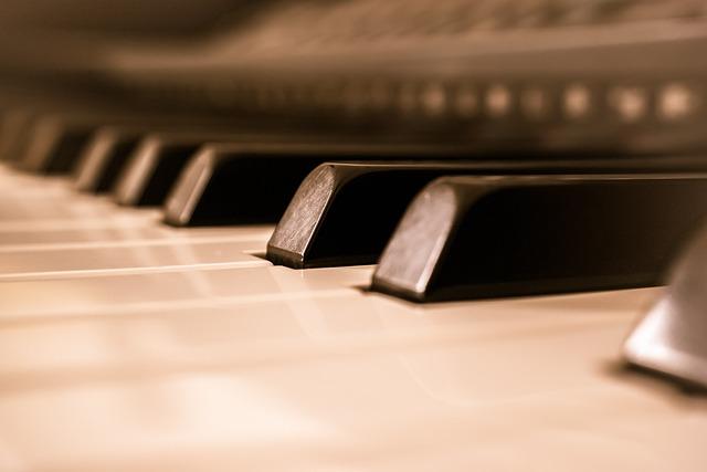 Piano, Keys, Piano Keys, Piano Keyboard, Music