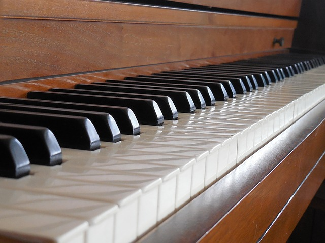 Piano, Keys, Music, Instrument, Keyboard, White