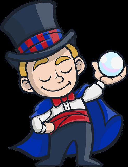 Magician, Ball, Boy, Kid, Magic, Crystal Ball, Crystal