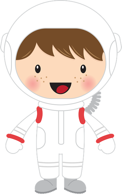 Martian, Kid, Boy