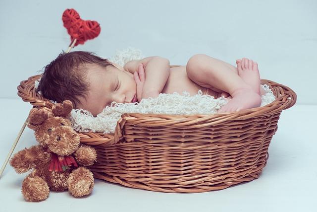 Newburn, Basket, Toy, Babe, Kids, Kid, Time