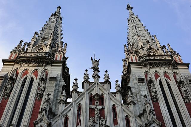 Church, Kiev, Architecture