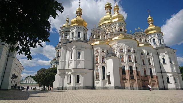 Orthodox Church, Kiev, Laurel