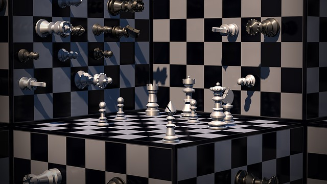 Chess, Chess Cube, Chessboards, Chess Pieces, King