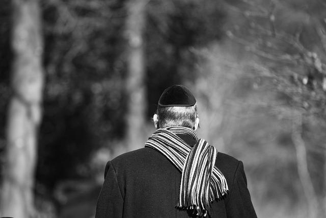 Man, Jewish, Skullcap, Kippah, Jew, Religious